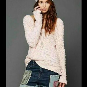 🎉Free People Songbird Pullover Sweater🎉